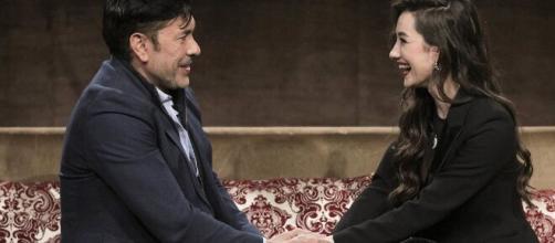Adara no perdona que su padre apoyase a Hugo Sierra