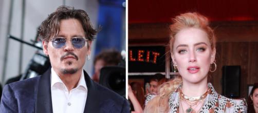Amber Heard pede arquivamento de processo de Johnny Depp contra ela. (Arquivo Blasting News)