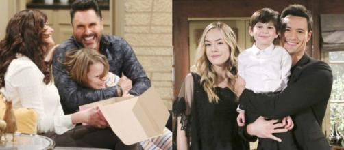 Beautiful, trame al 4 aprile: Bill e Katie si amano ancora, Hope vicina a Douglas e Thomas