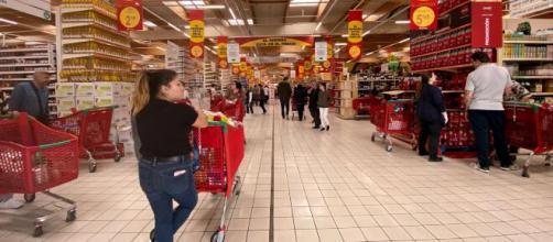 Cómo evitar el contagio de coronavirus en el supermercado