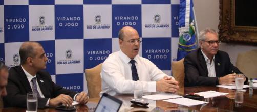Coronavírus: Witzel prorroga isolamento social no Rio por mais 15 dias. (Arquivo Blasting News)