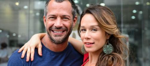 """Malvino Salvador e Mariana Ximenes, """"Haja Coração"""", novela que ganhou uma versão moderna e o público amou. (""""Arquivo Blasting News"""")"""