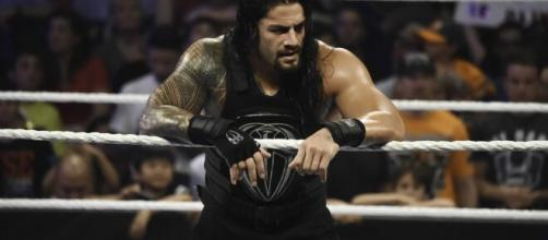 Roman Reigns pulls out of WrestleMania 36 due to coronavirus ... - globalnews.ca