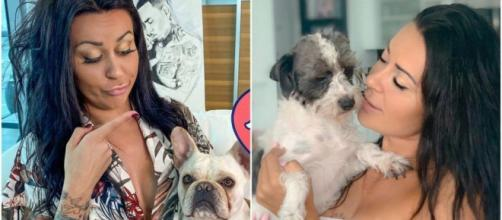 Shanna Kress accusé de maltraiter ses animaux, elle s'énerve contre les internautes et raconte sa version. ®Instagram