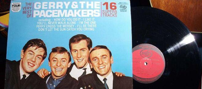 'Lockdown listening list' topped by Gerry and the Pacemakers' classic track