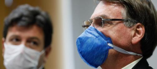 """Bolsonaro chegou a chamar COVID-19 de """"gripezinha"""". (Arquivo Blasting News)"""