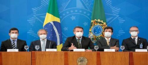Covid-19: Avanço do vírus poderá provocar cerca de 44 mil mortes no Brasil. (Arquivo Blasting News)