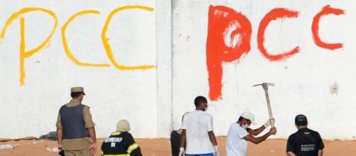 Covid-19: membros do PCC quer usar proliferação do vírus para libertação de presos. (Arquivo Blasting News)