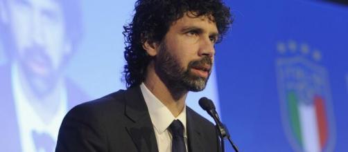 Damiano Tommasi, presidente dell'Associazione Italiana Calciatori.
