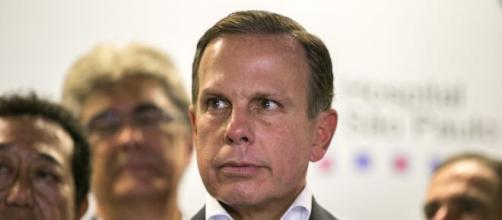 Doria diz não ter medo de Bolsonaro. (arquivo Blasting News).