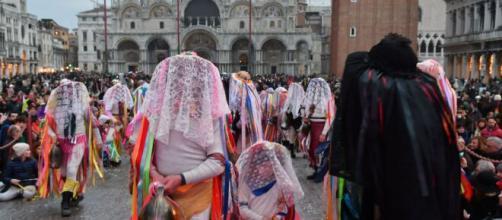Grande successo a Venezia per la Maschere di Tricarico