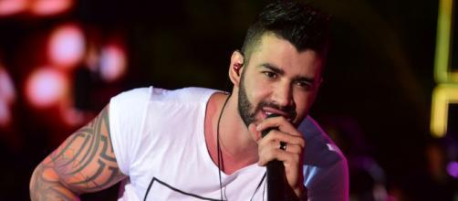 Gusttavo Lima realizou doações durante sua live no Instagram. (Arquivo Blasting News)