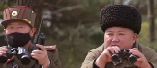 North Korea ramps up missile testing. [Image source/Al Jazeera English YouTube video]