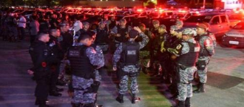 Polícia evita que moradores façam 'justiça' com as próprias mãos e gera troca de opiniões. (Arquivo Blasting News)
