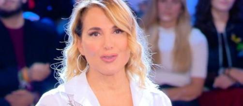 Barbara D'Urso replica a Pupo: 'Basta parlare di una presunta storia tra noi, è falso'.