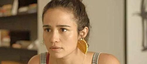 Érica terá mais uma decepção amorosa em 'Amor de Mãe'. (Reprodução/TV Globo)