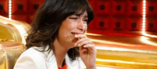 Gf Vip, Fernanda Lessa in lacrime dopo la puntata del 2 marzo.