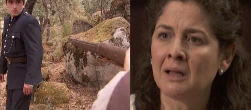 Il Segreto trame al 13 marzo: Esther tende una trappola a Marina, Garcia non si trova