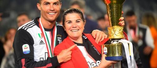 La madre de Cristiano Ronaldo sufre un derrame cerebral