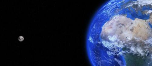 La Terra ha una seconda Luna, ma è piccolissima e temporanea