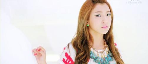 Luna del gruppo sudcoreano f(x) - fanpop.com