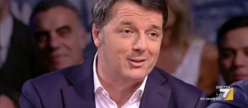 Matteo Renzi scivola indietro nei sondaggi politici