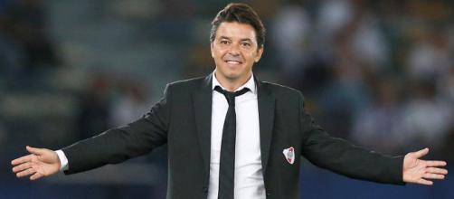 Mercato PSG : Paris et le Barça se disputent Gallardo (Crédit instagram/riverplate)