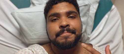 Paulo Vieira, do 'Fora de hora', é internado. (Arquivo Blasting News)