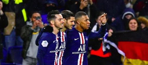PSG- DORTMUND : Le club parisien déclare que le match en huis clos ne concernerait pas les stades ouverts. Credit: PSG/Instagram