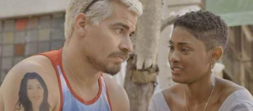 Ryan decide realizar o sonho de Marina. (Reprodução/TV Globo)