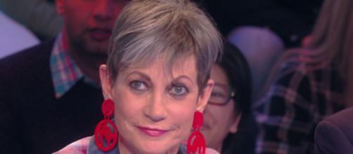 TPMP : Isabelle Morini-Bosc déclare avoir été violée trois fois. Credit: C8 Capture