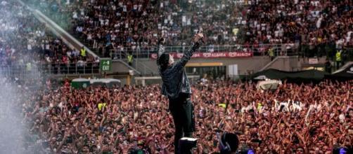Vasco Rossi vince il premio come miglior evento dell'anno 2019 agli Onstage Award