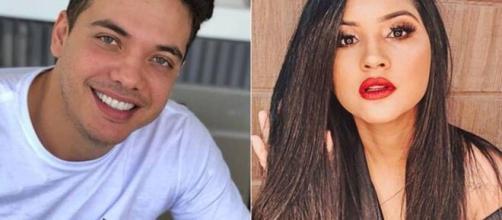 Wesley Safadão e Mileide Mihaile brigaram na justiça e nas redes sociais. (Reprodução/Instagram: @mileidemihaile/@wesleysafadao)