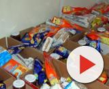 Buoni spesa e pacchi alimentari per le famiglie in difficoltà a causa dell'emergenza coronavirus.