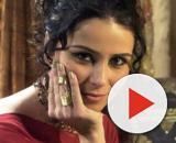 """Giovanna Antonelli substituiu Letícia Spiller no papel de Jade de """"O Clone"""". (Reprodução: TV Globo)"""