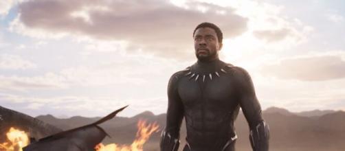 5 atores e atrizes que se destacaram em 'Pantera Negra'. (Arquivo Blasting News)
