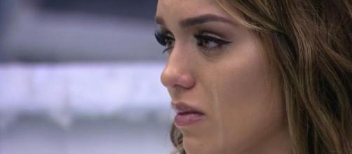 A influenciadora digital escapou da berlinda por conta do desempate. (Reprodução/TV Globo)