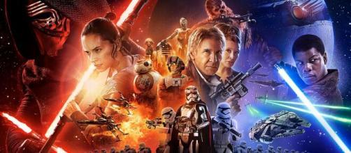 A saga 'Star Wars' retornou com o lançamento de 'O Despertar da Força', em 2015. (Arquivo Blasting News)