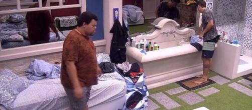 'BBB20': Babu e Felipe entram em discussão após argumentarem em quem iriam votar. (Arquivo Blasting News)