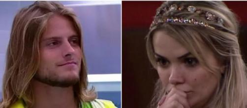'BBB20': Daniel se culpa por Marcela não ser favorita no reality show. (Fotomontagem)