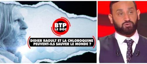 BTP : L'émission revient avec un épisode spécial sur le docteur Didier Raoult. Credit : C8/ C8 Capture