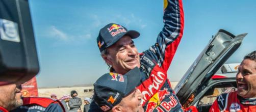 Carlos Sainz wins third Dakar Rally at 57 - yahoo.com