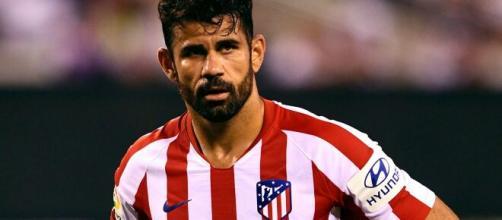 Diego Costa joga pelo Atlético de Madrid e defende a Espanha. (Arquivo Blasting News)