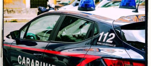 I Carabinieri sono intervenuti per primi dopo la scomparsa del giovane.