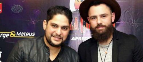 Jorge e Mateus fizeram post confirmando um show para os seguidores. (Arquivo Blasting News)
