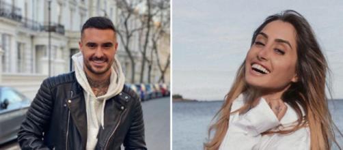 Nicolas Ferrero balance sur sa relation avec Océane. Credit : Instagram/nico_ferrero_23/oceanelhimer