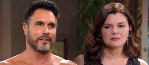 Spoiler Beautiful: Bill e Katie escono insieme.