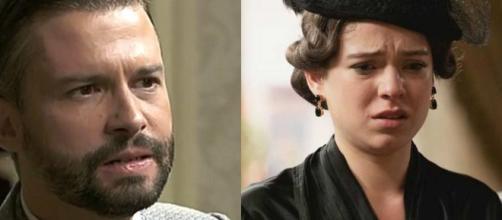 Una Vita, trame Spagna: Genoveva perde il bambino e dichiara guerra a Felipe.