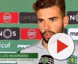 Luis Maximiliano, portiere dello Sporting Lisbona.