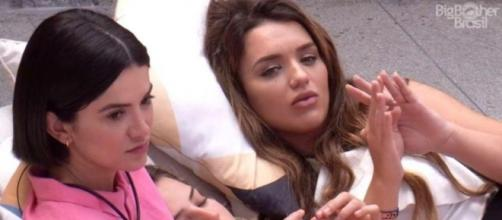 'BBB20': Rafa critica postura de Mari na casa. (Reprodução/TV Globo)